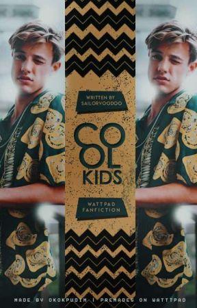 Cool Kids by sailorvoodoo