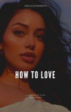 how to love • s. stan by -onyourleft