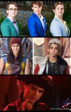 Descendants preferences/imagines! by andreaaaxc