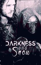 Nieve y Oscuridad [Primera Parte] by CatEyesWench