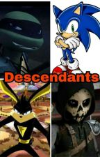 Descendants by kiana1506