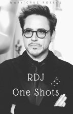 RDJ ONE SHOTS by MaryCruzRobles