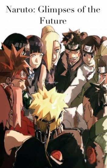 Naruto reads fanfiction