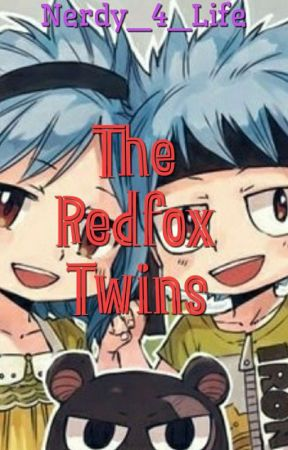 The Redfox Twins {Fairy Tail} by Nerdy_4_Life