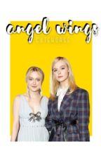 Angel Wings    Victor Bruntley by Cutehorse