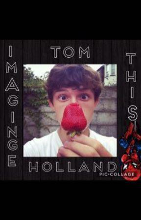 Tom Holland Imagines - Tom Holland Pool PT 1 - Wattpad