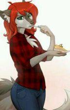 female wolf furry x male reader by devildog235