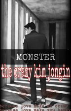Monster  :The crazy kim jongin  by ucoo12