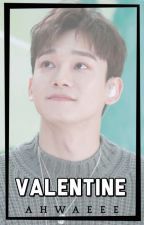 Valentine    EXO Chen [SSS #1] by ahwaeee