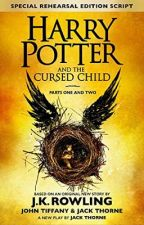 Harry Potter and The Cursed Child by huff-puff-me