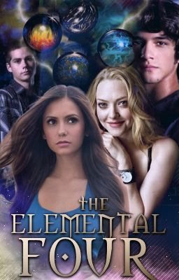 The Elemental Four [DOING SOME MAJOR EDITING]