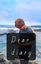 Dear diary by BlissfulEyes