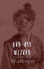 Badass Wizard by NchVllfrt