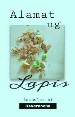 Alamat ng Lapis by itsVernoona