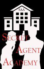 Secret Agent Academy (under major editing) by anamarcelneri