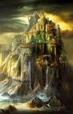 Ballade sur le Mont Olympe by Mellatrix
