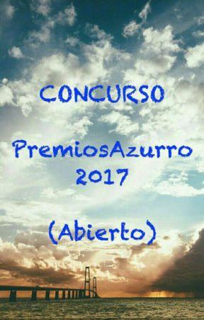 Concurso Literario 2017 PremiosAzurro (ABIERTO) by PremiosAzurro