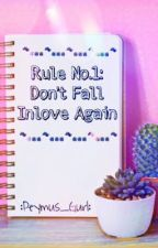 Rule No. 1: Don't Fall in Love Again by Peymus_Gurl
