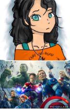 Daughter of Poseidon and the avengers  by SapphireBlueNight