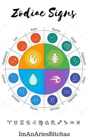 Zodiac Signs! by ImAnAriesBitchas