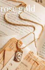 Rose Gold , Bill Weasley by ohjnny