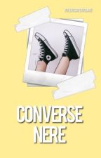 Converse nere [Friendship Series ▪ Book #1] by volevosapervolare