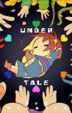 Ask Au of Undertale itaaa!  by cat25dal