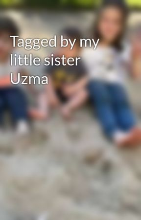 Tagged by my little sister Uzma by penbegungor1