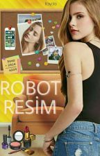 ROBOT RESİM by nymph-illdaxy