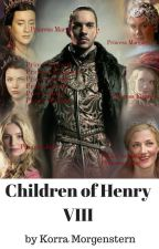 Children of King Henry the 8th by KorraMorgenstern