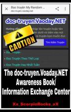The Truyen Awareness Book/ Information Exchange Center by Xx_ScorpioRocks_xX