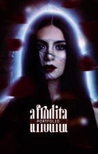 Ariadna portfolio by -reelle