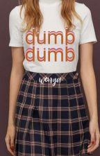 dumb dumb ➡ wenga [on hold] by joyfuks