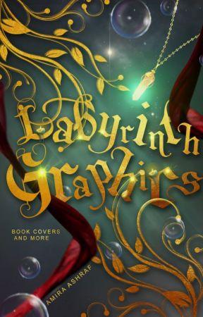 Labyrinth Graphics| CFCU by AmiraAshraf-
