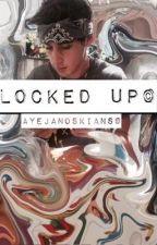 Locked Up (Jai Brooks) by enchanted5sos