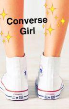 Converse Girl  by PineappleMillss