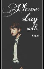 [ZAWIESZONE]Please, stay with me ~ Jungkook by GoldenMaknae977