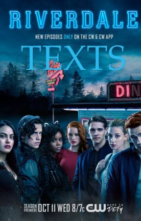 Riverdale Texts by sashaydale