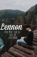 Lennon  Daniel Seavey {Wattys2017}✔️ by forkscoffeeshop