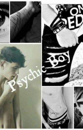 Psychic Boy  by BlackAngel010203