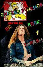 Chistes y momos de rock y thrash by CristelMetal_deth99