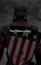 Capitán América: Don't Homecoming |Stony|  by Just_DustNBones