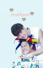 "MARKSON (I'm not gay) ""chat"" by Raibowmary"