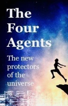 The Four Agents (A Valerian Fanfiction) by BookNerdMega400
