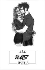 """All was well."" ~Another Hinny Fanfiction by Raven_claw_eagle"