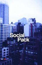 Social Pack [Teen Wolf, Social Media] by WotDeFak