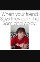 Sam and Colby Lolz by KoalaLoverColby