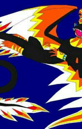 Jakkuru The Dragon [AU] by ladinette264
