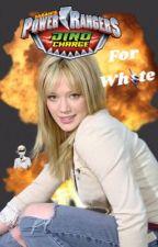 For White  Power Rangers  by Deya0302