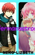 Hermanastros (Karma Akabane X Tu) by NekoChan3003